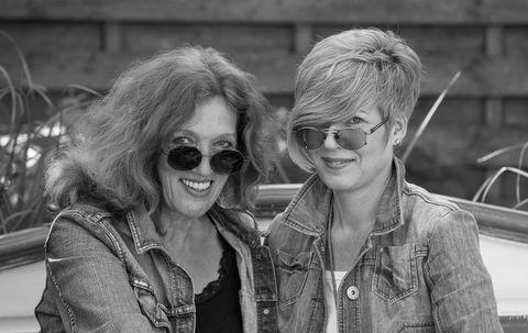 Bärbel Wolfmeier und Inge Lorenzen, Foto: Dirk Jacobs